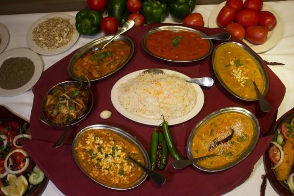 Indian Food Wenatchee